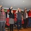 Cayo Lara arropa a la candidatura de IU por Granada