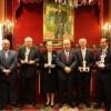 Solemne y concurrido acto de entrega de los premios 'Nazareno 2011' de Radio Granada y El Corte Inglés