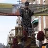 El santo de Granada, en las calles de Granada