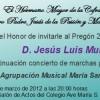 Jesús Muros pregona el sábado a La Estrella