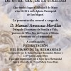 El cartel de Coronación de la Soledad de Guadix se presenta este sábado