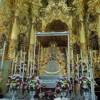 Rocío 2012: Los romeros granadinos visitan a la Virgen, ya en su paso