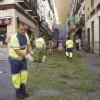 La ciudad de Granada se engalana para la procesión del Corpus, su fiesta grande