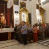 Una participativa eucaristía, pistoletazo de salida hacia la coronación de La Amargura