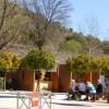La Alhambra cede gratis el parking 5 para visitar el cementerio