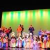 Dehesas Viejas y Domingo Pérez acercan el teatro a todos visitando la Muestra de Pinos Puente