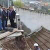 Pinos Puente: El Ayuntamiento acomete obras de urgencia tras la caída de un muro por las últimas lluvias