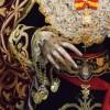 Besamanos a la Virgen de la Misericordia Coronada al cumplirse el sexto aniversario de su Coronación Canónica