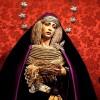 La Virgen de la Consolación, ataviada de hebrea