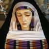 La Soledad de San Jerónimo, ataviada de hebrea