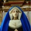 La Virgen se reviste de hebrea al llegar la Cuaresma en Granada