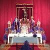 Precioso altar de cultos de El Nazareno