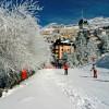 Aquí tienes las fotos de cómo ha quedado la estación de esquí tras la nueva nevada