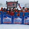 Sierra Nevada celebra el triunfo de Carolina Ruiz