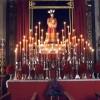 GALERÍA: Altar de cultos de El Rescate, estos días en Quinario