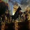 Los cofrades de Granada comienzan la Semana Santa mirando al tiempo