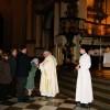 El arzobispo de Granada presidió anoche una misa en la Catedral por el nuevo papa