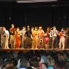 El Centro Cultural de Padul se llenó para disfrutar del mejor Carnaval de Cádiz