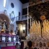 Todo listo para la procesión de la Magna con una jornada previa de puertas abiertas en las iglesias
