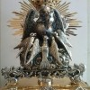 Este es el nuevo llamador del paso de la Virgen del Amor y el Trabajo, a estrenar en la Magna