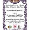 Las Gabias: El 7 de junio se presenta el cartel de salida de la Virgen de las Nieves