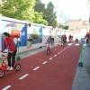 Los escolares de Padul reforzarán su educación víal gracias a un carril bici