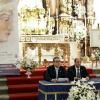 Juan Vida, autor del segundo cartel previo a la Coronación de la Virgen de la Amargura