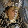El miércoles empieza el triduo de la hermandad de La Soledad