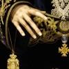 Besamanos inmaculista a María Santísima del Dulce Nombre