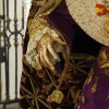 Besamanos inmaculista de María Santísima de la Misericordia Coronada