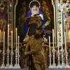 GALERÍA: Besapies a Jesús del Perdón en San Miguel Bajo