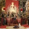 GALERÍA: Triduo de la hermandad de la Santa Cena