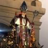 Procesión a san Blas en Dúrcal