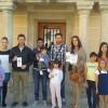 Presentación de un libro solidario en Benamaurel