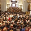 AUDIO: Órgiva asiste apasionada a su cita anual con el Cristo de la Expiración
