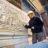 La Alhambra patenta un mortero que elimina falsos históricos en las restauraciones