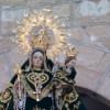 Las principales imágenes de Benamaurel juntas el día 19 en el traslado a la parroquia