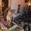 La salida extraordinaria de la Flagelación abarrotó de público todas las calles de Padul