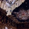 El nuevo palio de la Virgen de la Amargura enriquece el patrimonio de la Semana Santa de Granada