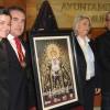 La Virgen de los Dolores, imagen del cartel oficial de la Semana Santa sexitana