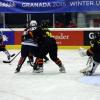 Hockey femenino: Estados Unidos deja patente su potencial ante España
