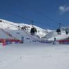Nueva oportunidad para las esquiadoras españolas en la final de Gigante