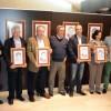 Retratados por un vecinos los alcaldes 'democráticos' de Peligros
