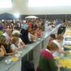 Una feria promociona la gastronomía tradicional y los críticos en El Valle