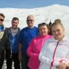 Periodistas rusos visitan Sierra Nevada