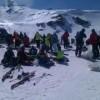 """Más de 150 armilleros disfrutan de """"Un día de esquí"""""""