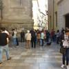 Granada está ya repleta de turistas para la mejor Semana Santa de la historia turística y cofrade de la ciudad