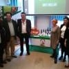 La delegación de la Junta en Bruselas promociona a cuatro cooperativas agrarias en la capital comunitaria