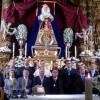 La Archicofradía del Rosario visitó a El Huerto por la Coronación de La Amargura