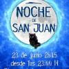 Fiesta bruja la noche de San Juan en Armilla